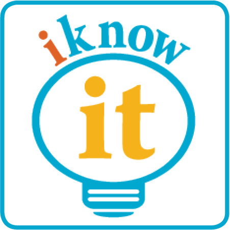 I Know It logo